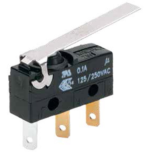 ZW Series-Sealed Subminiature Basic Switches