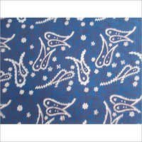 Block Print Running Fabric