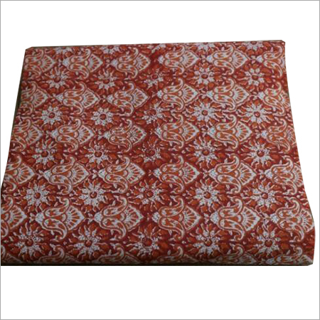 Bagru Block Printed Fabric