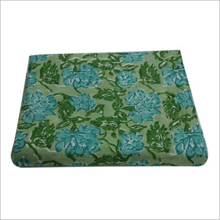 Sanganeri Block Printed Running Fabric