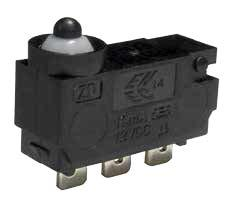 ZD Series-Sealed Subminiature Basic Switches