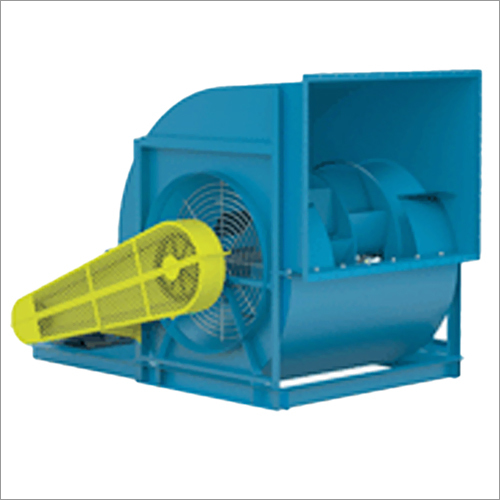 Flat-Blade Backward Inclined Centrifugal Fan