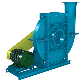 Heavy Duty Industrial Blower