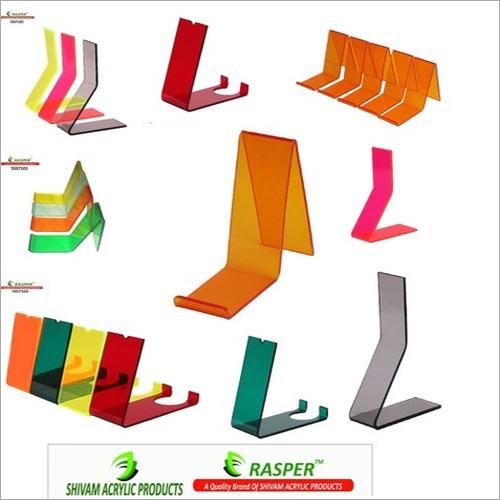 Acrylic Footwear Stands
