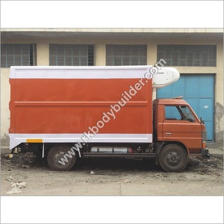 722f6ae86c Fabrication Of Refrigerated Van Manufacturer