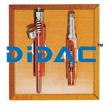 Injectors Cutaway