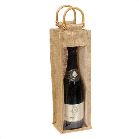 Wine Bags Jute