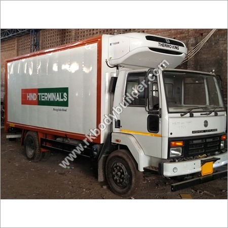 14c12355f0 Refrigerated Van Manufacturer