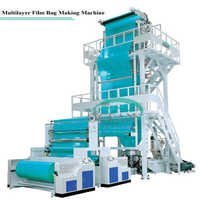 Blown Film Machine Mono Layer Blown Film Extrusion Lines