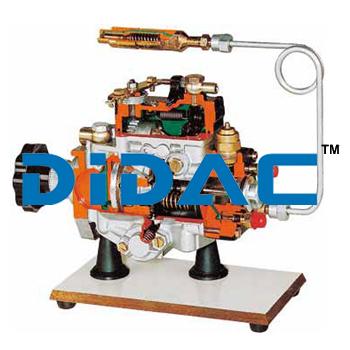 Rotary Injection Pump BOSCH Cutaway