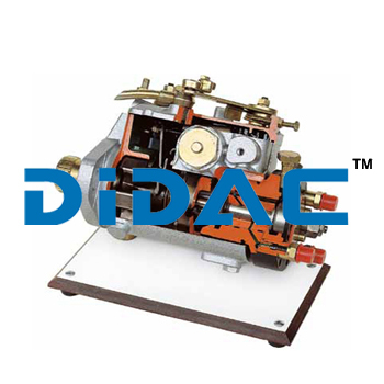 CAV DPC Injection Pump Cutaway