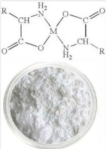 Chelated Zinc Glycinate(Zinc Amino Acid Chelate)