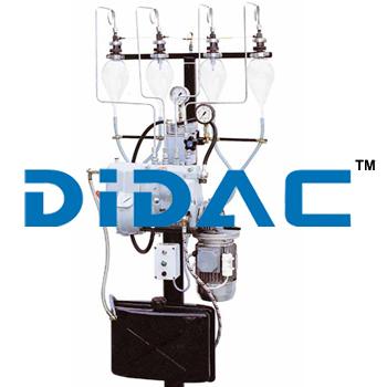 Diesel Engine Injection Unit Cutaway