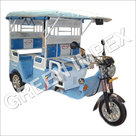 Battery Operated E Rickshaw