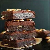 Egg-Less Dark American Brownie
