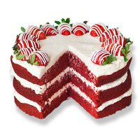 Egg-less Red Velvet Cake Premix