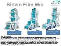 Mono Blown Film Extrusion Machine