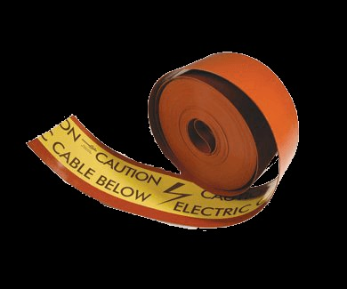 BURIED CABLE PROTECTION TILE TAPE