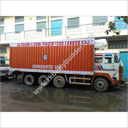 03378581c5 Fabrication Of Leyland Dost Refrigerated Truck Manufacturer ...