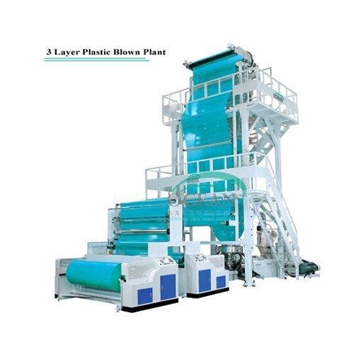 Multi Layer Blown Film Machine