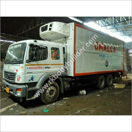fcb059b2be Refrigerated Truck Manufacturer