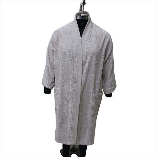 Plain Cotton Bathrobes