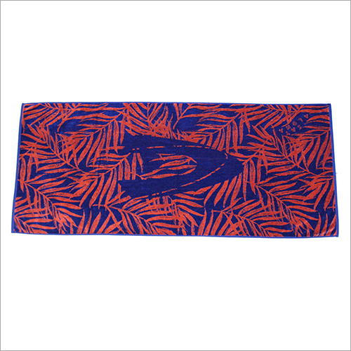 Rectangle Printed Beach Towel