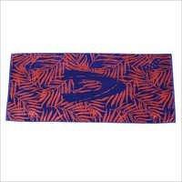 Rectangle Printed Beach Towel