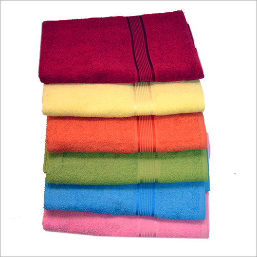 Single Color Dobby Towels