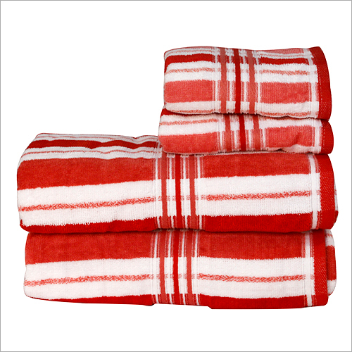 New Cosmo Dobby Towels