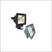 LED DC Security Light Luminaires