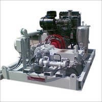 Diesel Engine Driven Hydrostatic Pressure Test Pump