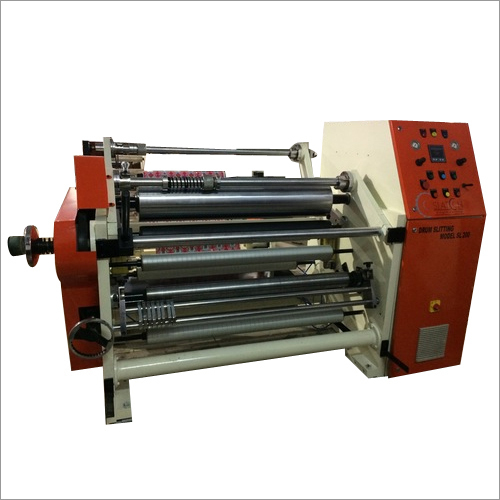 Drum Slitting Machine