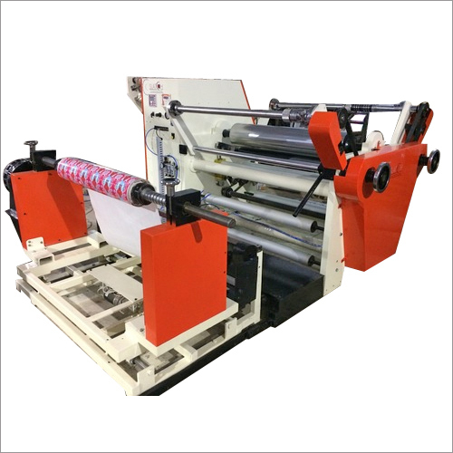 Model-200 high Speed Drum Slitting Machine