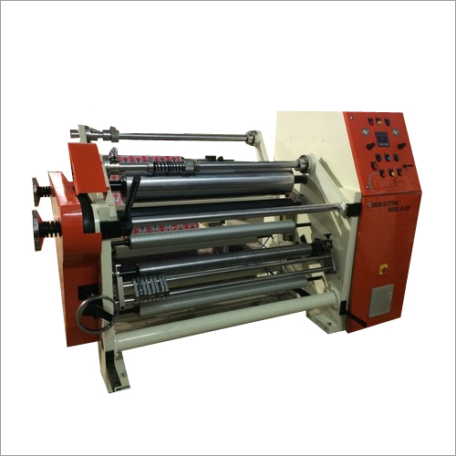 Drum Slitting Machine Model-200