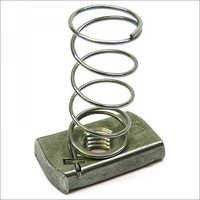 Stainless Steel Long Spring Channel Nut
