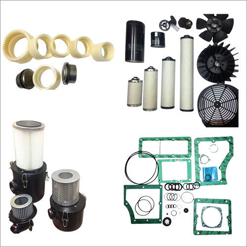 Vacuum Pumps Spare Parts & Accessories