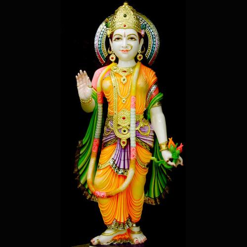 Marble Lord Lakshmi Maa