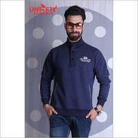 Mens Collared Sweatshirts