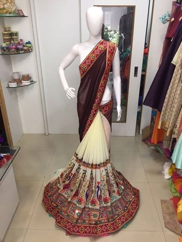 Heavy Designer Party Wear Latest Saree