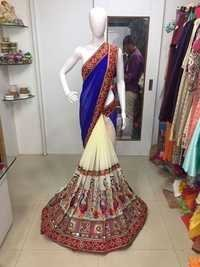 Exclusive Designer Party Wear Stylish Saree