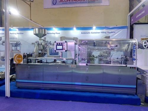 Automatic Alu Blister Packing Machine