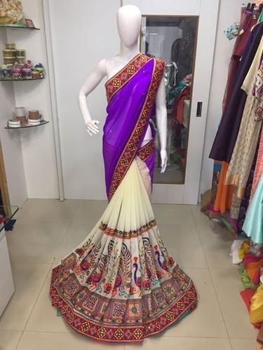 Designer Party Wear Exclusive Saree