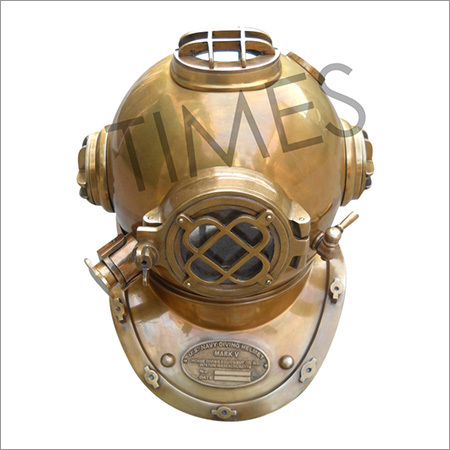 Antique Diving Helmets