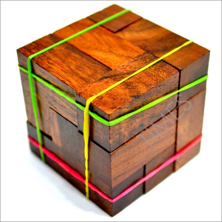 Stick Magic Wooden Puzzles