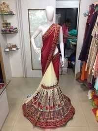 Stylish Designer Exclusive Party Wear Saree