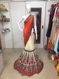 Latest Designer Party Wear Fancy Saree