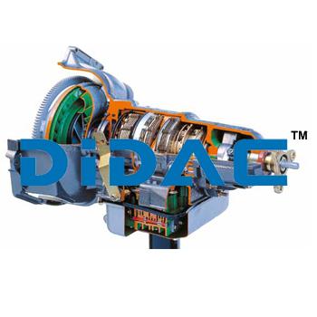 RWD Three Speed Automatic Transmission