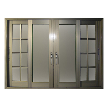 Aluminum Retractable Doors