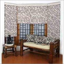 Printed Bamboo Blinds